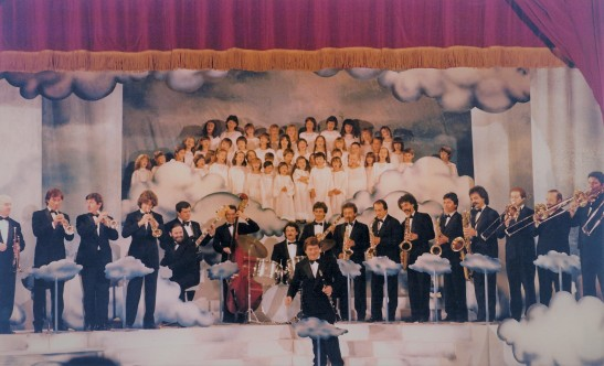 1981 - RIPRESE DANCING PARADISE 2